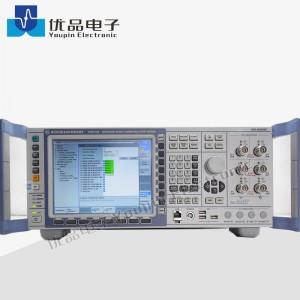 罗德与施瓦茨  CMW500 宽带无线通信测试仪仪器信息网