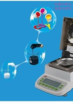 白乳胶固含量检测仪能够快速检测白乳胶固含量