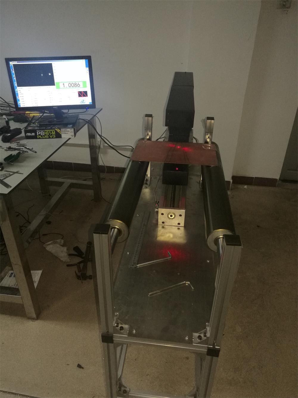 凤鸣亮发明专利产品高精度防水卷材非接触激光在线...