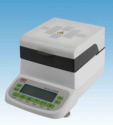 CSY-L5碳酸钙水分检测仪试验方法