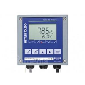 瑞士梅特勒-托利多Cond Ind 7100e在线电导仪