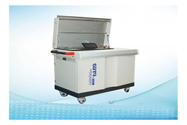 吉大小天鹅300M集成式食品安全快检系统