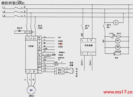 >> 基于plc1250离心机变频调速系统