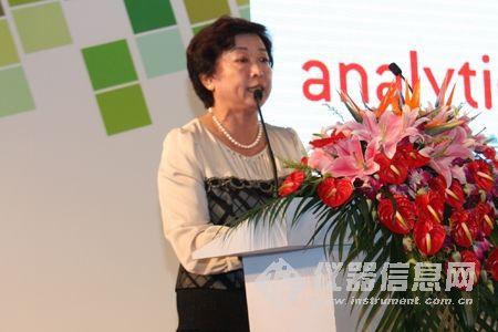 弗戈工业媒体总经理、《实验与分析》杂志出版人肖捷-Analytica China